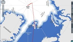 Visor Esri Online de la expedición