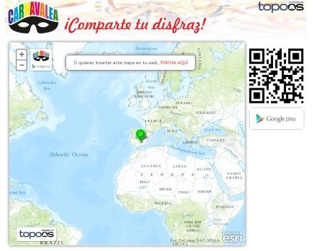 carnavalea app web