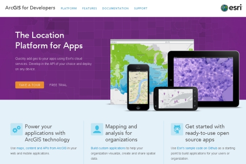 arcgis-for-developers-ya-disponible