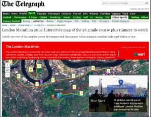 the-telegraph-maraton-londres