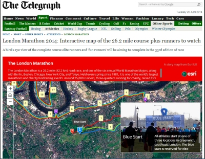 the-telegraph-maraton-londres