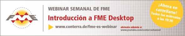 Webinar Semanal FME
